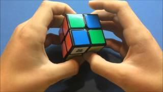 tutorial   how to make the checkerboard pattern on a 2x2 rubik s cube