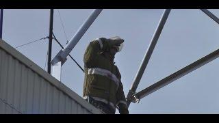 Экскурсия по пожарной части №119 города Волосово