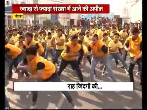 Raahgiri Noida to be organised on the International Yoga Day, June 21