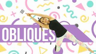 POP Pilates OBLIQUES Challenge!