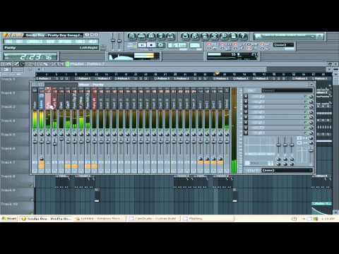 Soulja Boy - Pretty Boy Swag FL Studio Remake