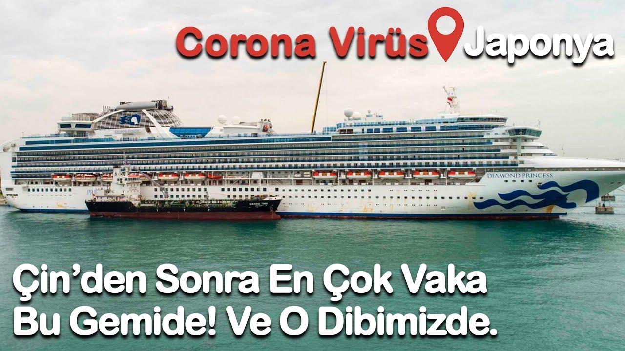 Corona Virüs Japonya'da Ne Alemde? Ülkede Maske Kalmadı! | Japonic