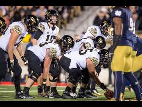 Wake Forest Demon Deacons Offensive Line Preview / Josh Harris, Ty Hayworth, Ryan Anderson
