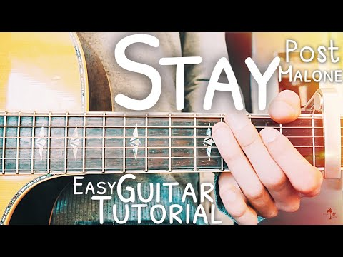 STAY VIDEO by Post Malone @ Ultimate-Guitar Com