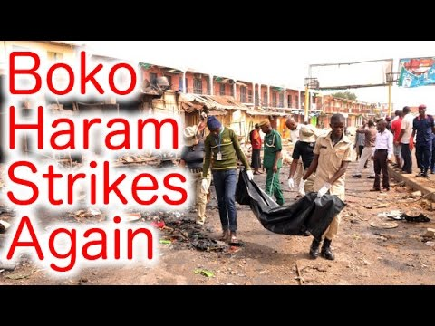 65 dead in another attack by Boko Haram in Nigeria (The Infidel 2016-03-23)