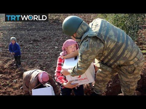 Turkey's Border Mission: