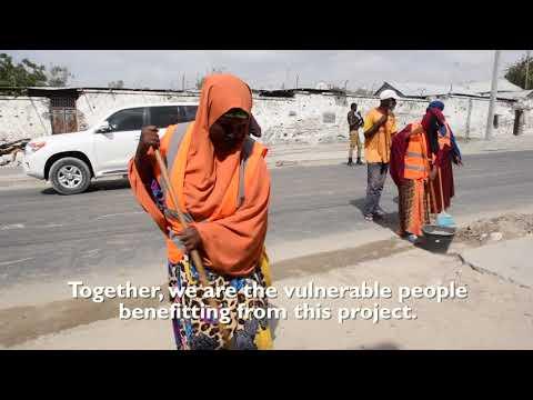 Cash for work (Somalia)