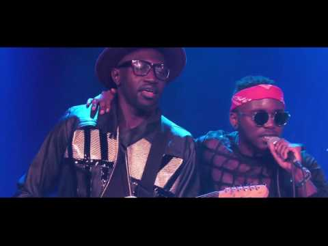 Sauti Sol - Still The One (Official Live in Seattle)
