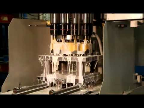 Multi Spindle Head Tapping Machine