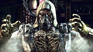 Mortal Kombat X - TREMOR - Fatalities & X-Rays Gameplay (MKX)