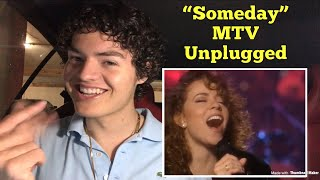 Baixar Mariah Carey - Someday (MTV Unplugged) | REACTION