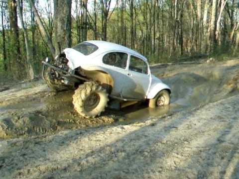 Mud Bug! Baja Beetle!