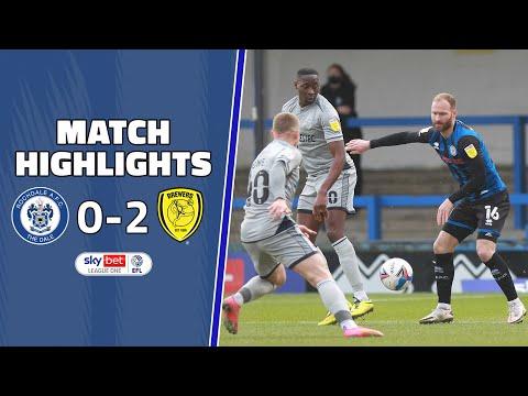 Rochdale Burton Goals And Highlights