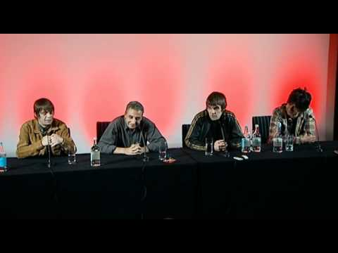 The Stone Roses reunion press conference part 6
