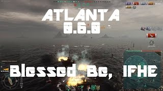 Atlanta 0.6.0 - Blessed Be IFHE