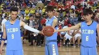 探班《High 5制霸青春》SpeXial 宏正 晨翔帥氣打球放話將學會灌籃