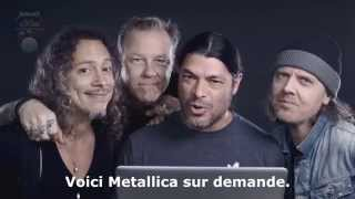 METALLICA - Intro by Request (French version) HD