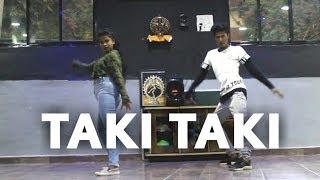 TAKI TAKI - DJ Snake ft. Selena Gomez, Ozuna, Carbi B | Dance Choreography | Rahul's School of Dance