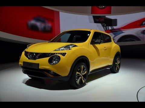 ใหม่ Nissan Juke 2015 นิสสัน จู๊ค ราคา