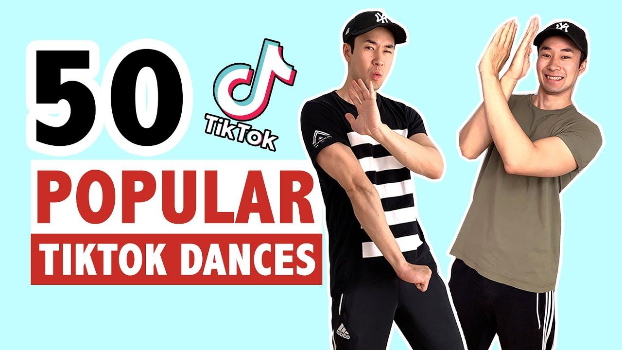 TIKTOK DANCE COMPILATION (BEST TIKTOK DANCES)