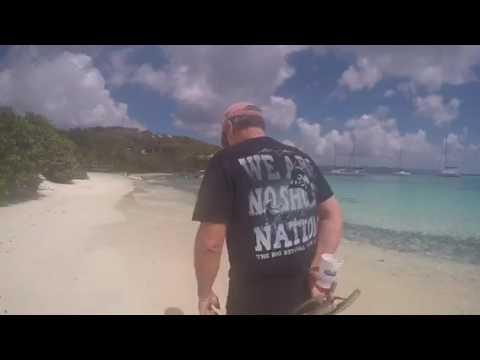 Ivan's on Jost Van Dyke 2017