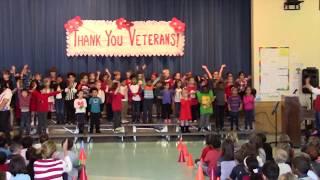 Veterans Day Concert at Carlton School - Nov. 10, 2016