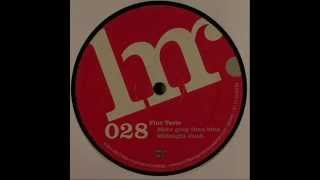 Fine Taste ‎– More Grey Than Blue (Original Mix)