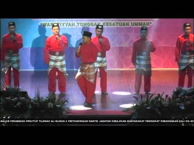 All-One JKM Kelantan | Persembahan Kumpulan Terbaik JKM Kelantan