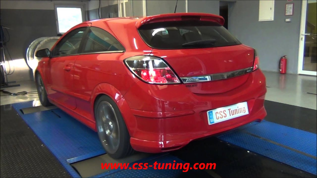 css performance opel astra h 1 9 cdti 120 hp youtube. Black Bedroom Furniture Sets. Home Design Ideas