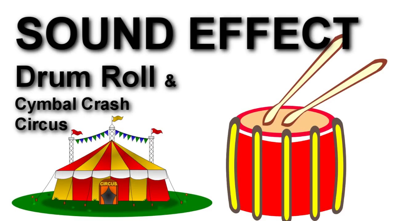 drum roll cymbal crash sound effect youtube. Black Bedroom Furniture Sets. Home Design Ideas