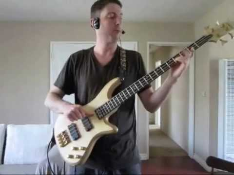 American life (by Primus) - Bass and vocals cover