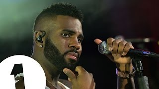 Jason Derulo Covers Fetty Wap S Trap Queen In The Live Lounge