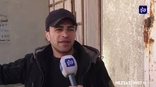 مبان آيلة للسقوط في غزة إثر القصف المتواصل لجيش الاحتلال  (4/3/2020)