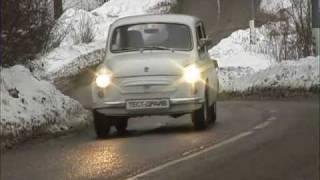 Тест-драйв ЗАЗ-965 - YouTube