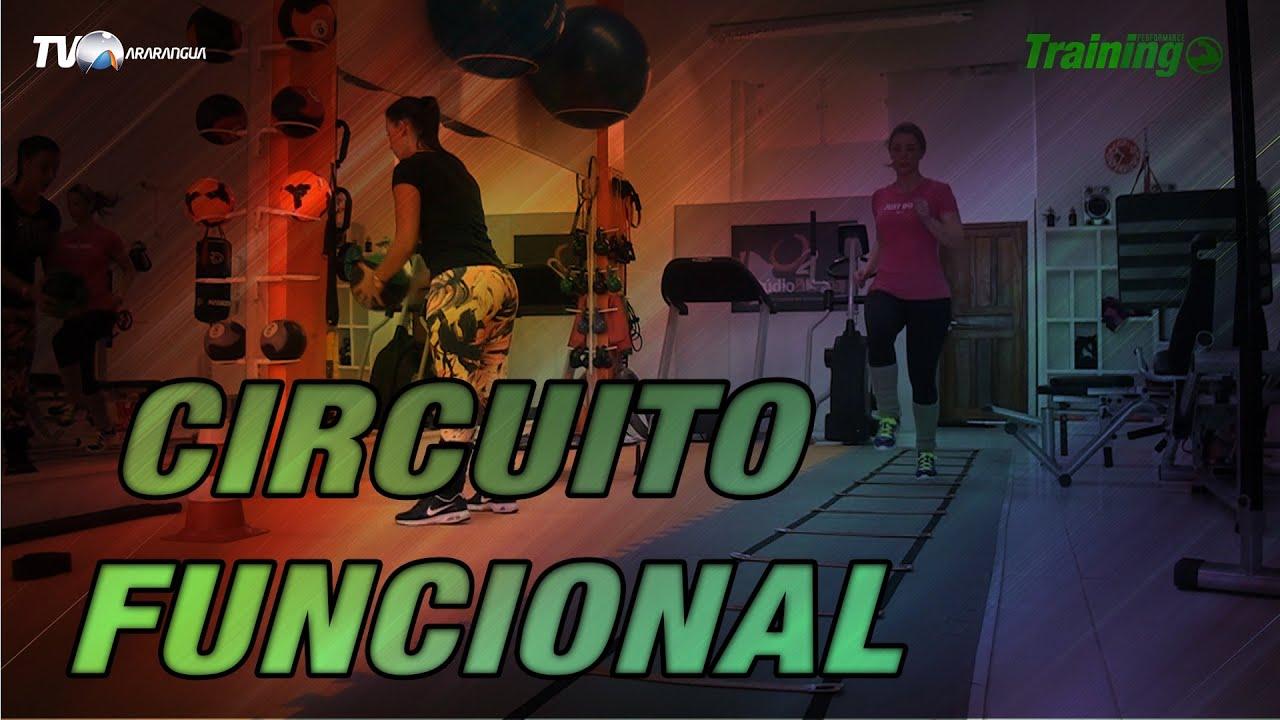 Circuito Funcional : Circuito funcional training performance youtube