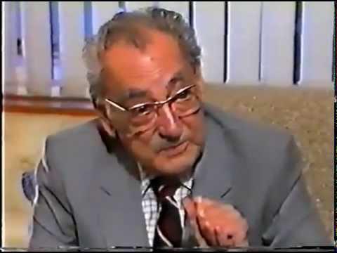 Reginald Dixon MBE :- His last TV Interview