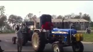 John deere 5310 vs new Holland 3630 epic battle