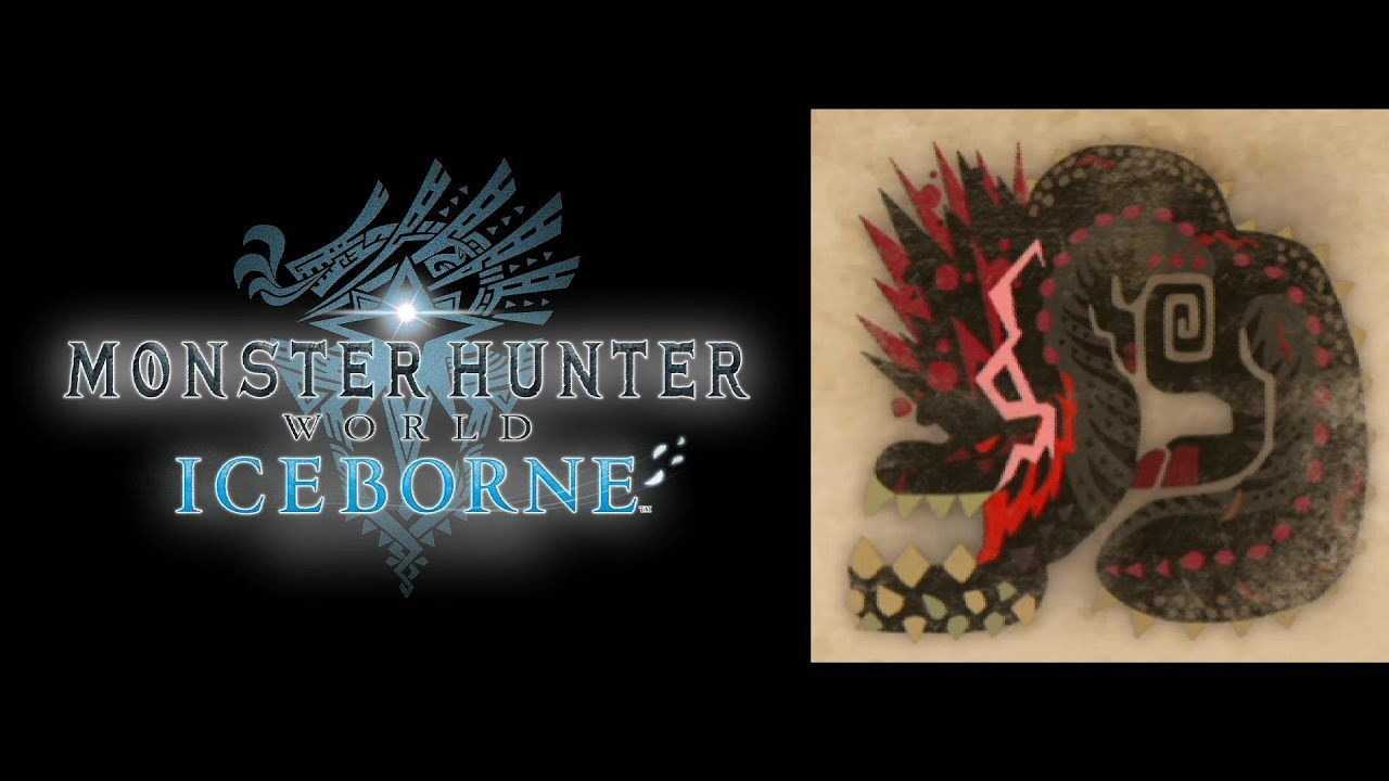 Monster Hunter World 魔物獵人世界 Iceborne part18 煌怒恐暴龍參考打法 - YouTube