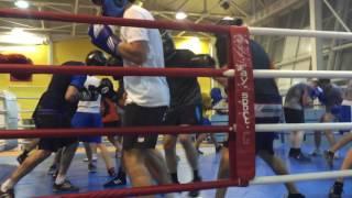 Бокс Ближний бой Гелиос Кожухово  Gym boxing Kozhukhovo in Moscow