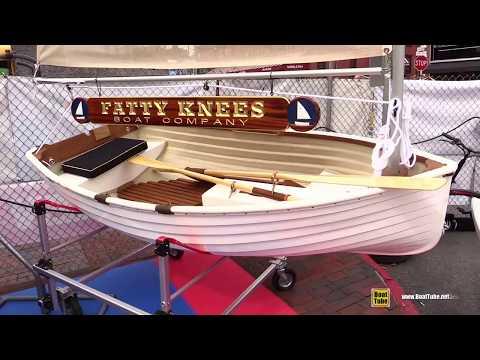 2017 Fatty Knees Sailing Boat - Walkaround - 2017 Annapolis Sail Boat Show