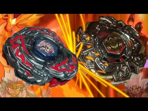 Vari Aries Beyblade Beyblade 4D-Battle; L-...