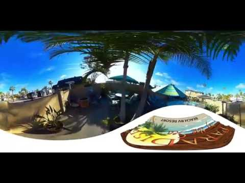 Paradise by the Sea RV Resort: Oceanside, CA - 360 VR Tour