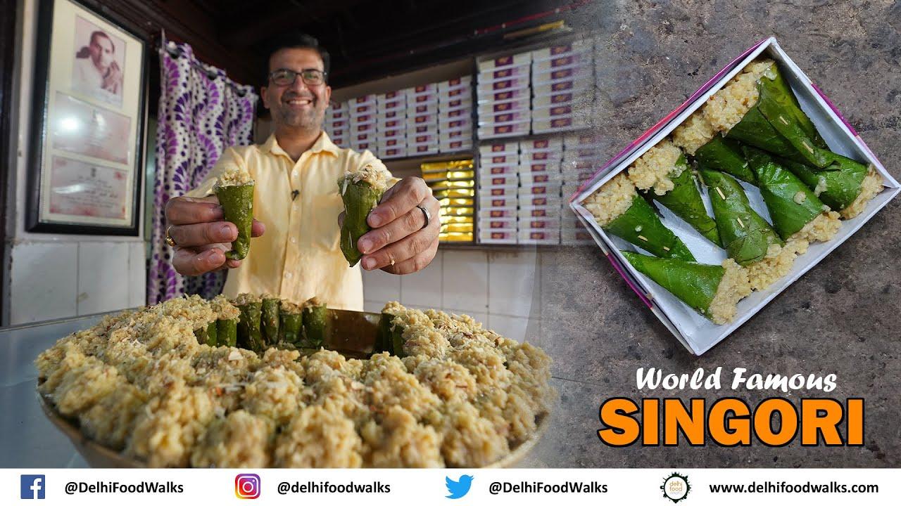 World Famous SINGORI, CHOCOLATE & BAL MITHAI of Uttarakhand : Tasting and Recipe I ALMORA FOOD TOUR