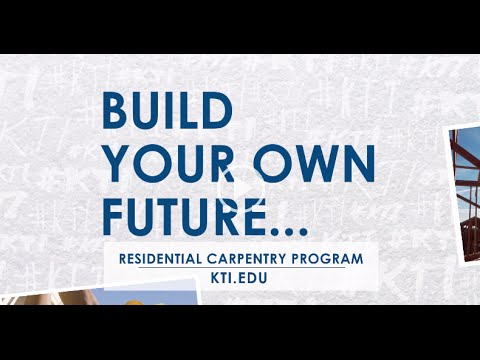 Keystone Technical Institute | Residential Carpentry