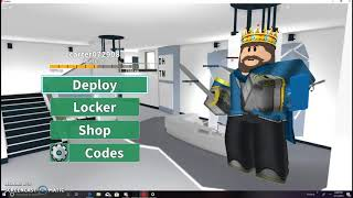 playing arsenal (roblox and NEW MIC)