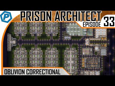Prison Architect | Oblivion | #33 | COMPLETE & Release them all