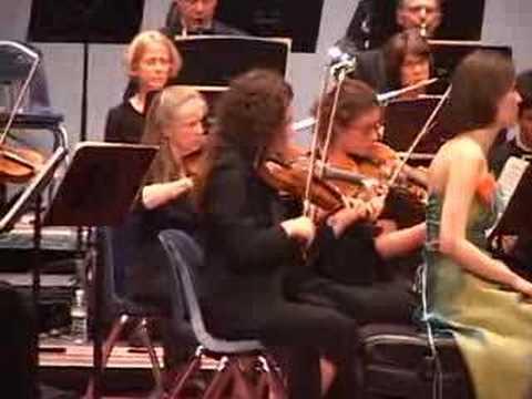 Nadejda Vlaeva - Beethoven Concerto No. 3, 3rd  mvt