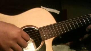 Giấc mơ mùa thu - guitar ( Manh Hoang )