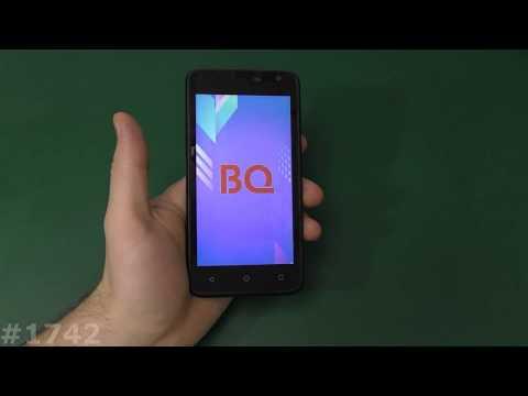 Hard Reset BQ 4501G Fox Easy