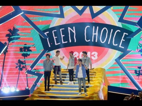 Teen Choice Awards 2013 - Full Show